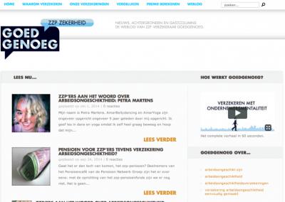 Weblog GoedGenoeg
