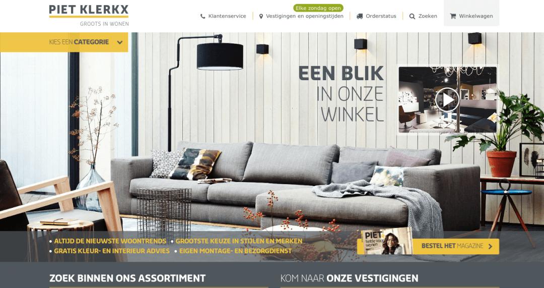 Columns Piet Klerkx