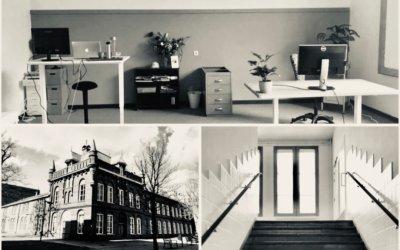 Hoera: van thuiswerken naar nieuw kantoor!